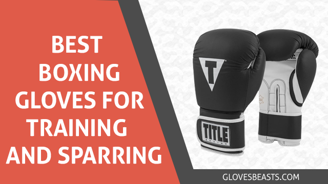 Best Boxing Gloves for Training and Sparring