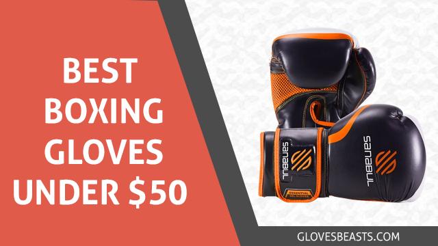 Best Boxing Gloves Under $50