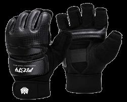 KAIWENDE Half Finger Kickboxing Gloves