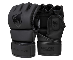 Liberlupus MMA Gloves For Kickboxing