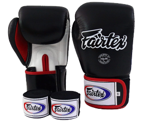 Fairtex Muay Thai BGV1 Boxing Gloves