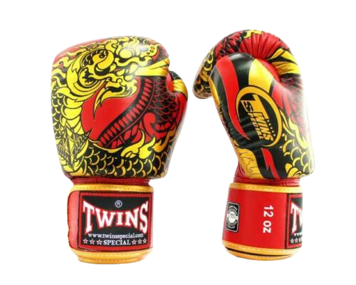 Twin Boxing Gloves Cool Design